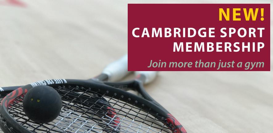 New Cambridge Sport Membership