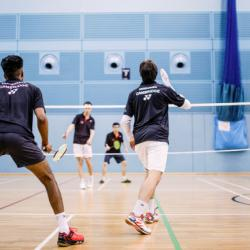 Read more at: Cambridge take on Loughborough - Badminton