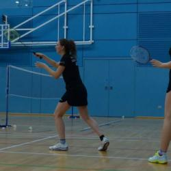 Read more at: Women's Badminton Blues draw with Nottingham Trent