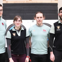 Read more at: CAA Indoor Championships/Jolly Archers Open Indoor Tournament