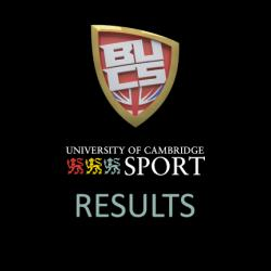 Read more at: BUCS Results - WB 16 October 2017