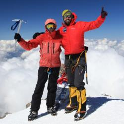 Read more at: Conquering Everest, Conquering Cancer