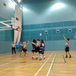 Read more at: BASKETBALL - Cambridge Women vs Worcester