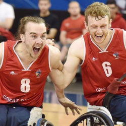 Read more at: Team GB Triumphs at U23 World Wheelchair Basketball Championships