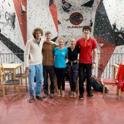 Read more at: CLIMBING - BUCS Bouldering Competition