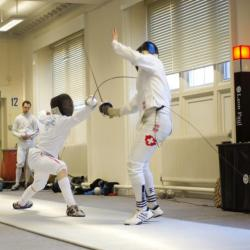 Read more at: FENCING - A Successful Weekend for CUFC