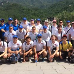 Read more at: CUAFC Progress at the WEUFT in China