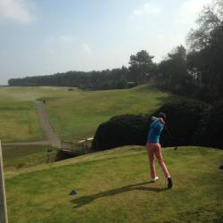 Read more at: GOLF - Points for the Blues
