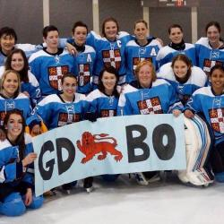 Read more at: Women's Ice Hockey Team Geared Up for Varsity