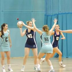 Read more at: NETBALL - Jays vs Loughborough and Blues vs Worcester