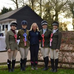 Read more at: RIDING - Seconds Qualify for Regional Championships