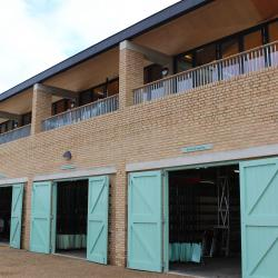 Read more at: ROWING - Opening of the new Cambridge University Boathouse at Ely