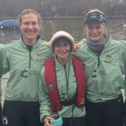Read more at: ROWING - CUWBC Produce Fastest Coxless Four at Fours Head