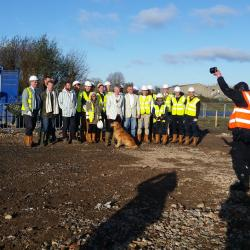 Read more at: Ely Boathouse Groundbreaking Ceremony