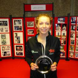 Read more at: RUGBY FIVES - Silverware for CURFC's Ladies Captain at the U23 Championships