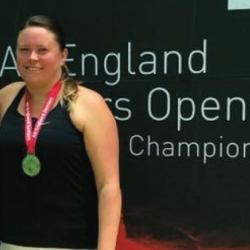 Read more at: Natalie Taylor England Open Badminton Champion