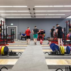Read more at: A New Floor for the S&C Room