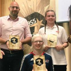 Read more at: Cambridge Goalball star nominated for Women of the Future Award